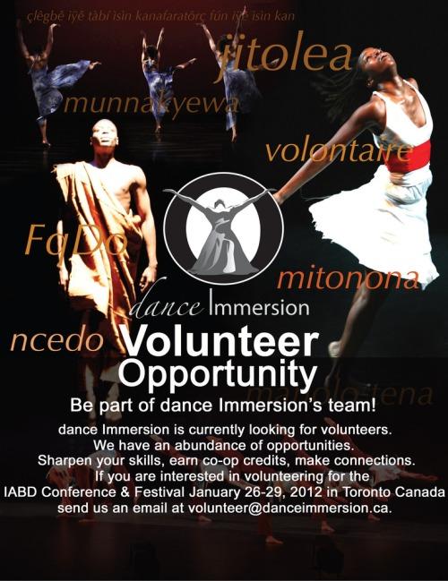 Volunteersiabd