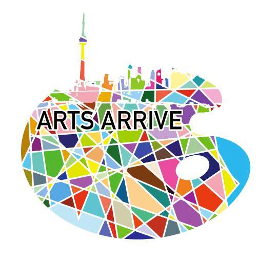 arts arrive logo